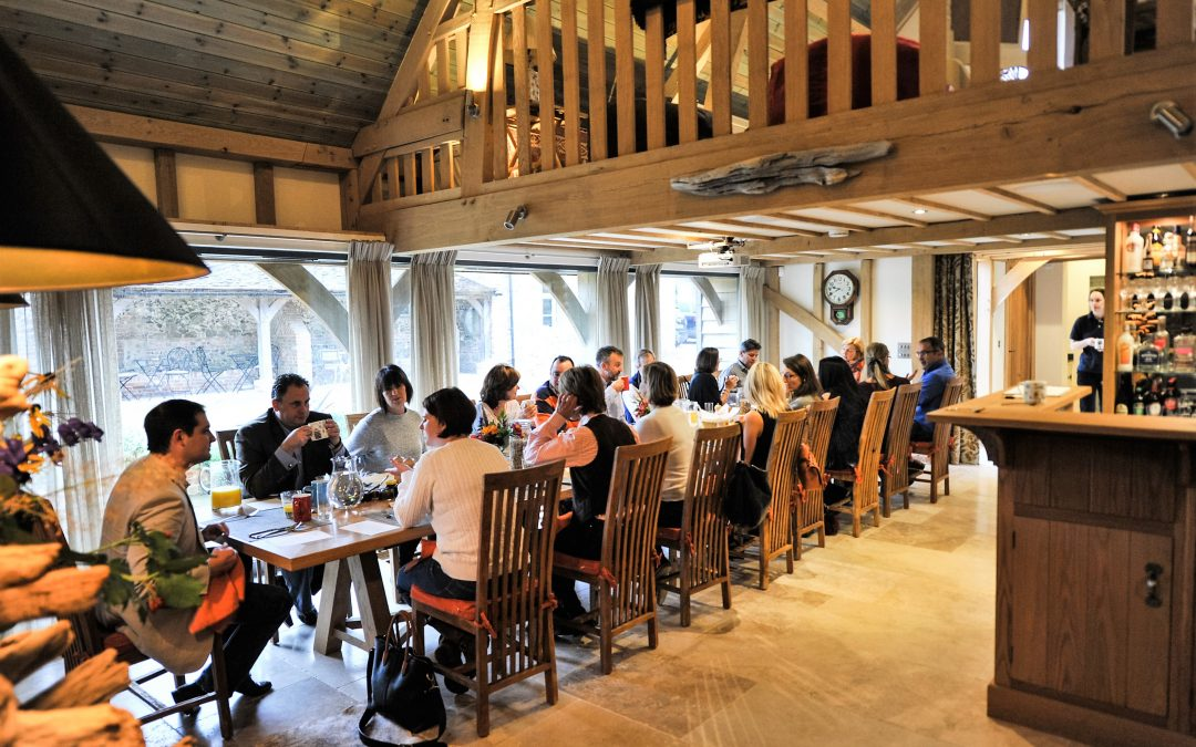 Wickham House and The Vineyard Host Joint Event