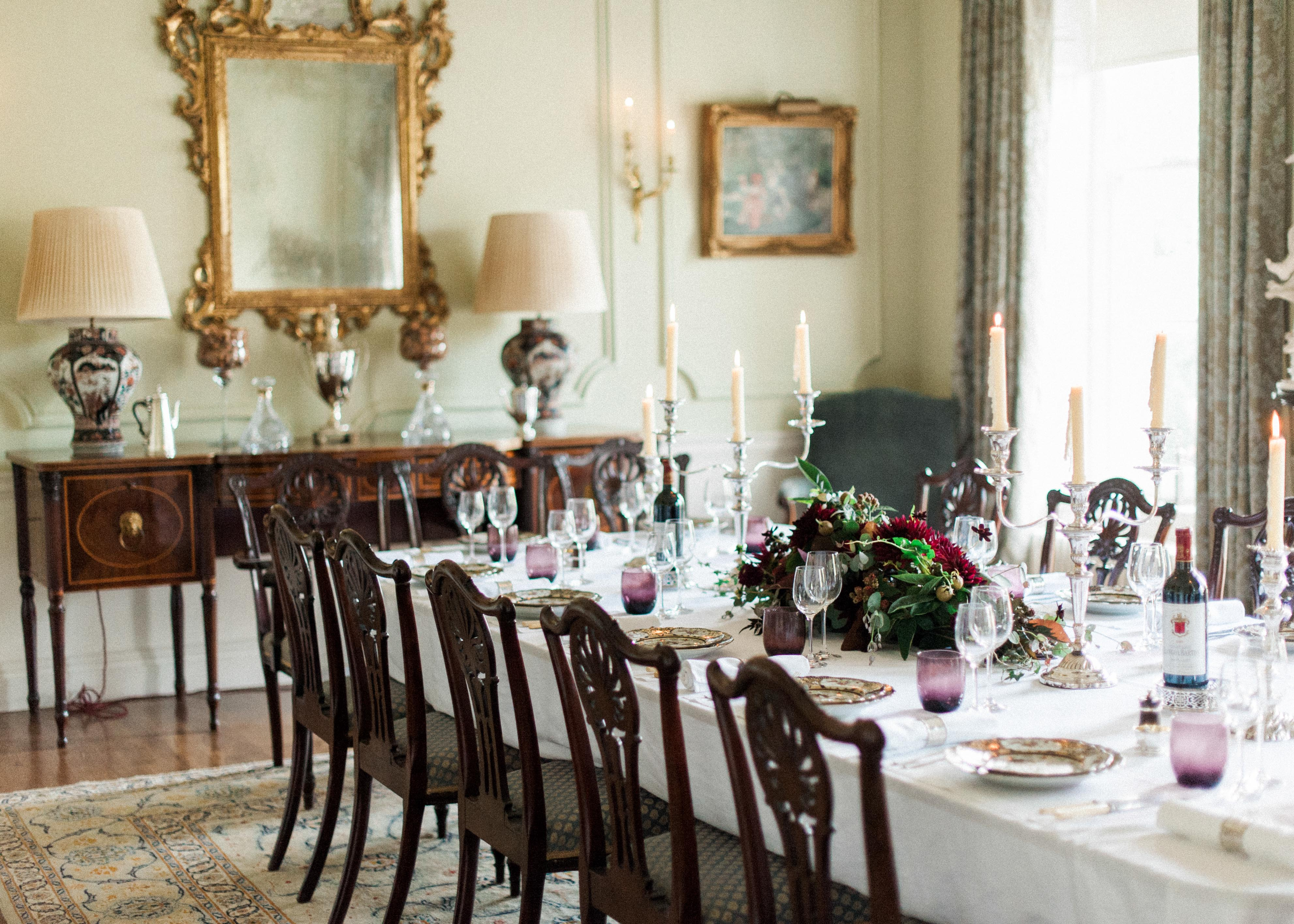 The dining room event venue wickham house for Dining room reigate