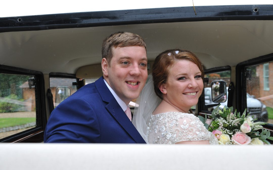 Amy Lester from The Job Interview Chooses To Do Wedding Photoshoot at Wickham House