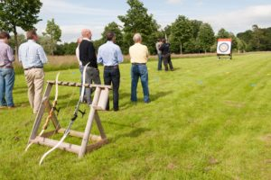Team Building Events at Berkshire